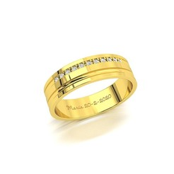 Download 3D printing designs Alianza 04_Ali , wedding ring, conferal8