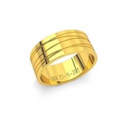 Download 3D printer model Alianza 07_Ali , wedding ring, conferal8
