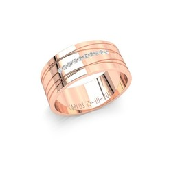 Download STL files Alianza 08_Ali , wedding ring, conferal8