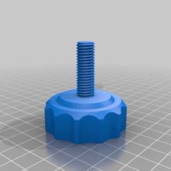 6389af7b49e85936bbd4babfe433d93c.png Download free STL file M10 Cross button 30 mm for securing the boattrailer light extension shaft • 3D printer model, chrisboer