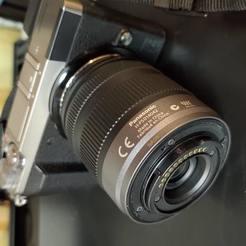P_20200929_173708.jpg Télécharger fichier STL Adaptateur macro pour montage MFT inversé 52 mm • Plan pour imprimante 3D, tarekx