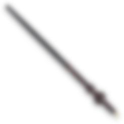 STL file McGonagall's Wand, mahbodez