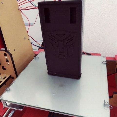 """Free 3D printer files Xiaomi Redmi S2 Smartphone phablet 5.99"""" cover, Gallareto55"""