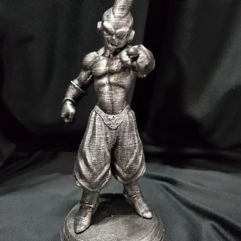 Download 3D printer designs Buu Super , ricky_rait