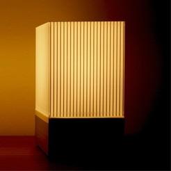 Télécharger fichier STL Lampe 1, pierpaolocacciato10