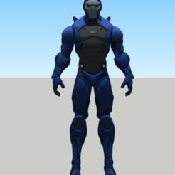 3D printing model Fortnite, alonsoro767