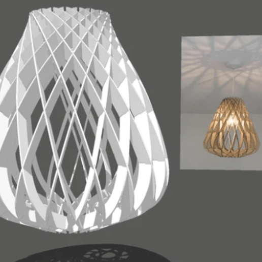 Screenshot_61.png Download free STL file Ceiling light • 3D printing design, alonsoro767