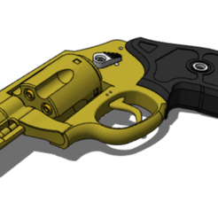 Download free 3D printer model Gun gun, alonsoro767