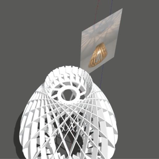 Screenshot_62.png Download free STL file Ceiling light • 3D printing design, alonsoro767