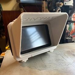 Télécharger plan imprimante 3D VISOR GARMIN JUICE 595, snx
