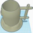 Download free 3D printing models Pokémon Diglet Mug, 7punto4