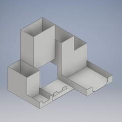 foto1.jpg Download STL file Office Organizer Desktop - Phone Support • Object to 3D print, RxL10