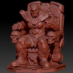 th1.PNG Download STL file thanos • 3D printable template, kangmis56