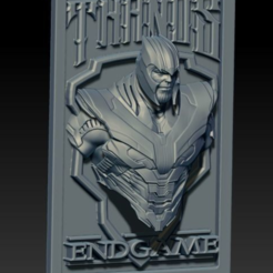 thanos_2.PNG Download STL file Tanos endgame 3D print model • 3D printer template, kangmis56