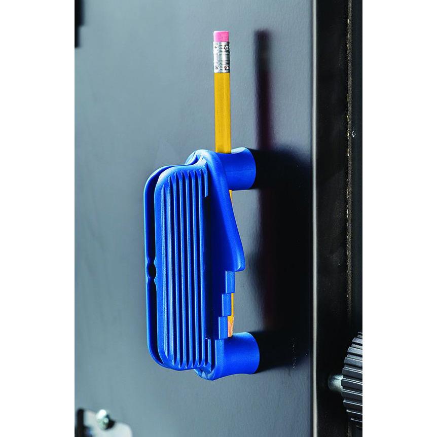 03.jpg Télécharger fichier STL gratuit Outil de marquage à décalage central de type Rockler (mm métrique) - avec aimants • Design imprimable en 3D, HowardB