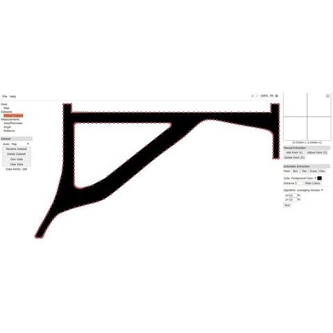 Soundbar_plotting.JPG Download free STL file Samsung Soundbar Holders (for Samsung TV) • 3D printing object, HowardB