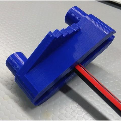 Descargar archivo 3D gratis Herramienta de marcado de desviación central (mm métrica) - con imanes, HowardB