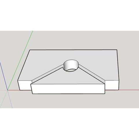 miter joint clamp2.jpg Download free STL file Simple Miter Joint Clamp (for picture frames) • 3D printing model, HowardB