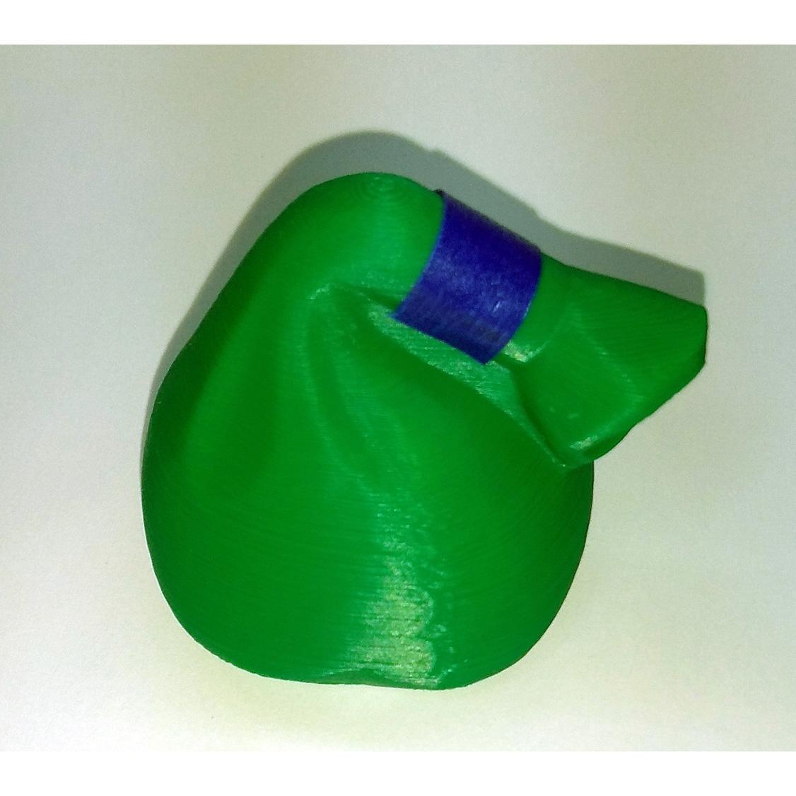 Lego_Minifig_-_Santa_Clause_13.jpg Download free STL file Jumbo Christmas - Santa Claus • 3D printer template, HowardB