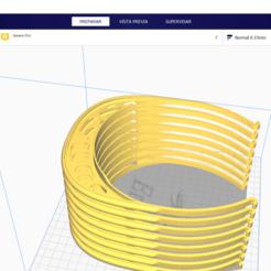 Descargar modelo 3D Covid mask CGC, claudio2809