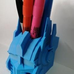 Download STL file Optimus Prime • Template to 3D print, claudio2809
