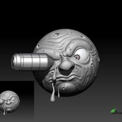 Télécharger fichier impression 3D Un voyage sur la lune - un voyage sur la lune, Vstudios