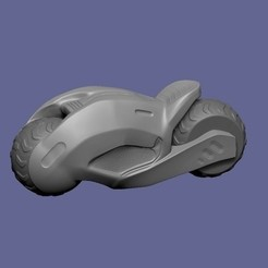 1.jpg Download free STL file motorcycle toys • Model to 3D print, beihh1988