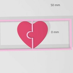 corazon puzzle.jpg Download STL file puzzle heart cutter • 3D printer model, hectorescalante106