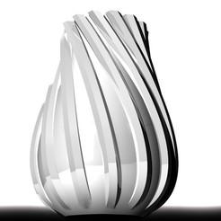 Télécharger fichier impression 3D gratuit Vase, jonathanruggeberg