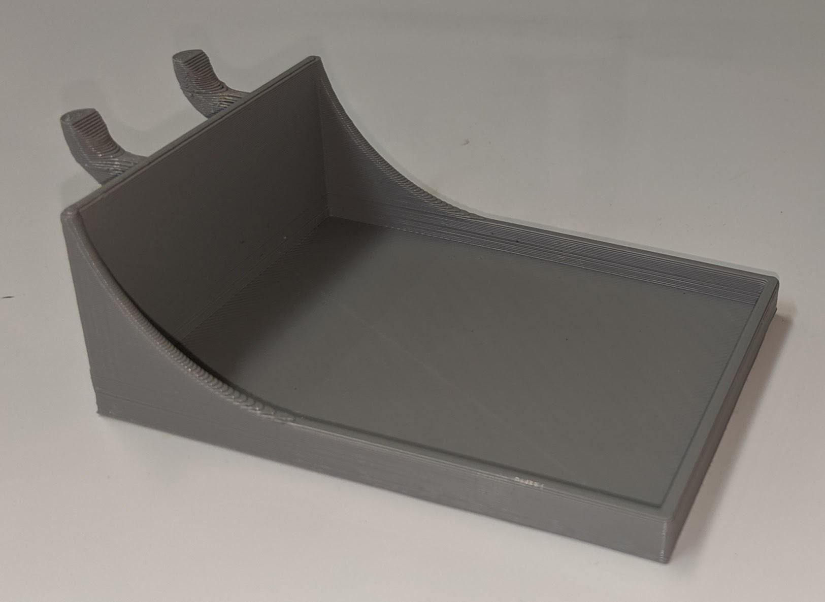 IMG_20190612_194820.jpg Download free STL file Pegboard Tray for hex bit holder • Design to 3D print, huberjer
