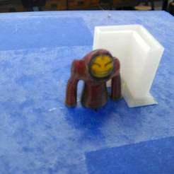 Free 3D printer files Benchback of ColorDame, cymonsdesigns