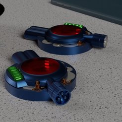 Download 3D printing files The Amazing Spiderman 1 Web SHooter, andrey_blend