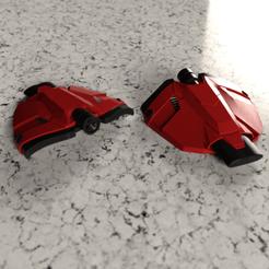 Download 3D printer designs Tasm 2 web shooter , andrey_blend