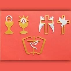 PicsArt_01-19-11.51.24.jpg Télécharger fichier STL Collection de formes et de croix de communion • Design imprimable en 3D, dkn2610