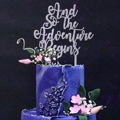 ellies_bake_house-20210119-0001 1.jpg Télécharger fichier STL Et l'aventure commence donc en haut du gâteau • Plan imprimable en 3D, dkn2610
