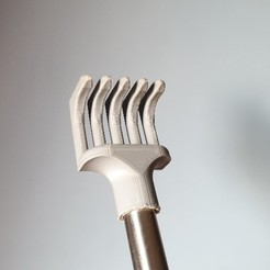 Download 3D printing files Back Scratcher, dkn2610