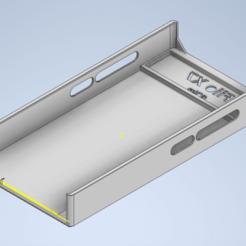 Descargar archivos 3D Cubierta Fiio X7, dkn2610