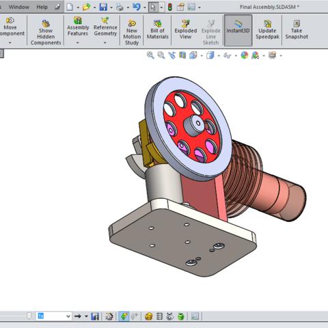 STL Motor Stirling, ouchene02abderraouf