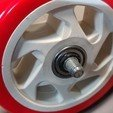 Download free STL file Keter Easy Go Breeze - Wheels upgrade • 3D printable template, TECNOTOUR