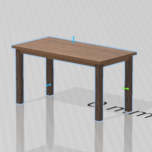 Screenshot (31).png Télécharger fichier STL gratuit Table simple • Modèle imprimable en 3D, Preston_ac