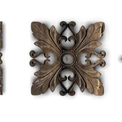 Download 3D model Ornament , Villy3D