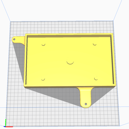 2020-02-16 (6).png Download free STL file Support batterie Mazda MX5 NA ( miata, eunos) • Template to 3D print, La__Paupiette