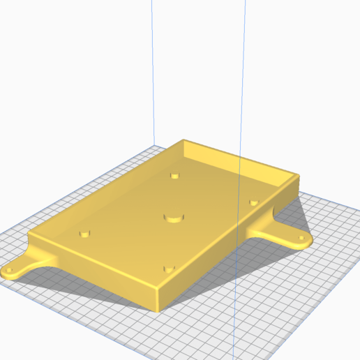 2020-02-16 (3).png Download free STL file Support batterie Mazda MX5 NA ( miata, eunos) • Template to 3D print, La__Paupiette
