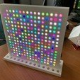 Télécharger fichier 3D gratuit Matrice de pixels WS2812, marigu