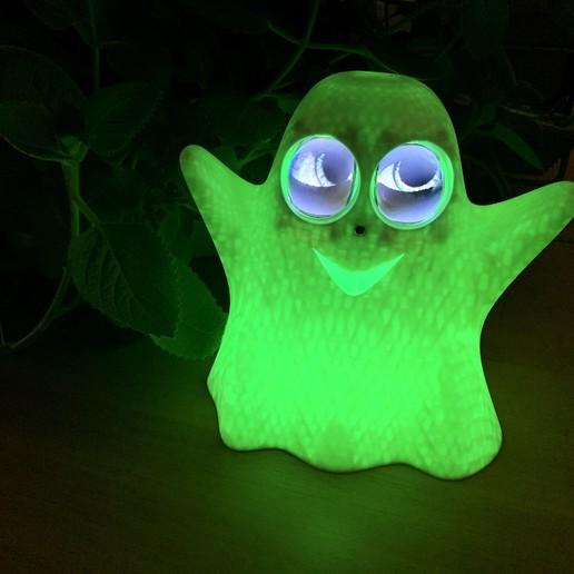 IMG_2961.jpg Download free STL file Cute Ghost • 3D print template, marigu