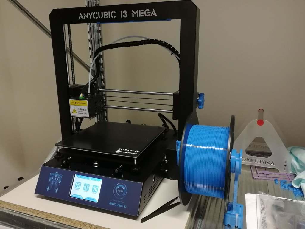 6c726e10f7d22f80ea84d7645d9150c0_display_large.jpg Télécharger fichier STL gratuit Porte-bobine pour Anycubic I3 Mega - étendu • Plan pour imprimante 3D, marigu