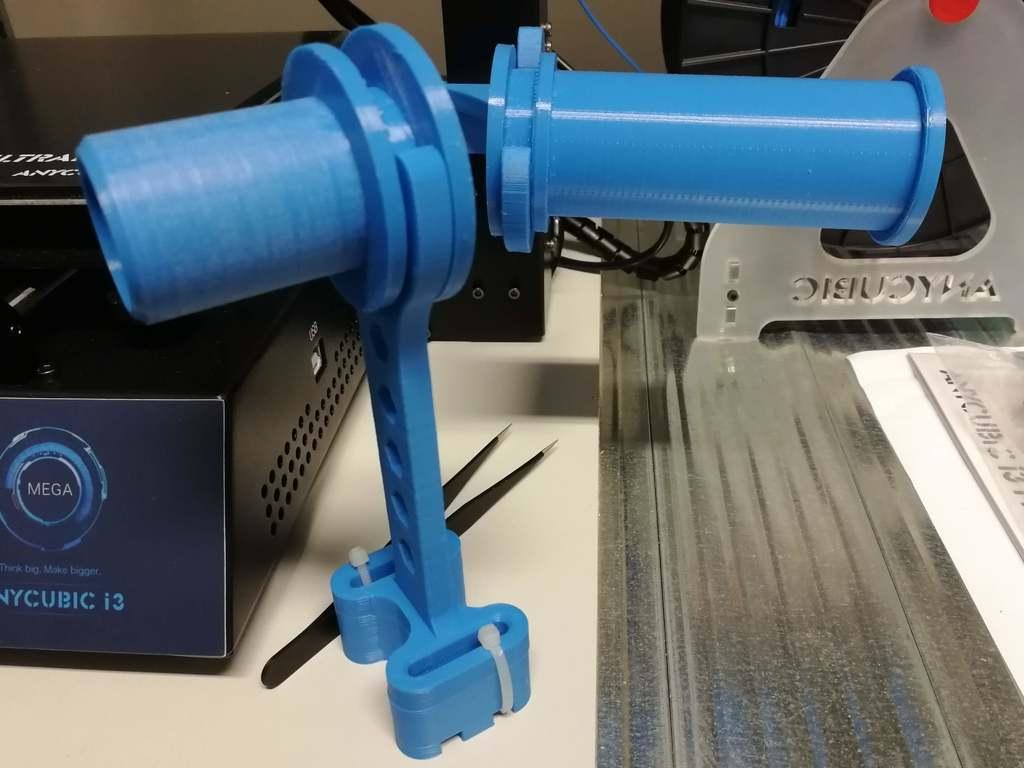 471044aad83c252d78b8211d9aab3ce3_display_large.jpg Télécharger fichier STL gratuit Porte-bobine pour Anycubic I3 Mega - étendu • Plan pour imprimante 3D, marigu