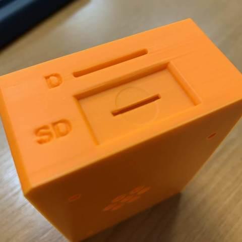 d0096ec6c83575373e3a21d129ff8fef_display_large.jpg Download free STL file Raspberry Pi Case • 3D printable model, marigu