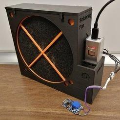 Télécharger modèle 3D gratuit Aspirateur de fumées de brasage, marigu
