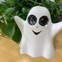 IMG_2964.jpg Download free STL file Cute Ghost • 3D print template, marigu